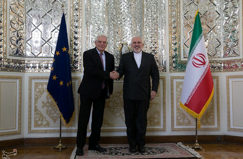 EU: Tehran has triggered Iran deal dispute mechanism