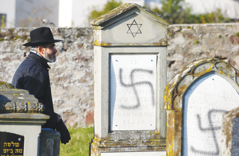 Grapevine July 12, 2020: An open field for antisemitism