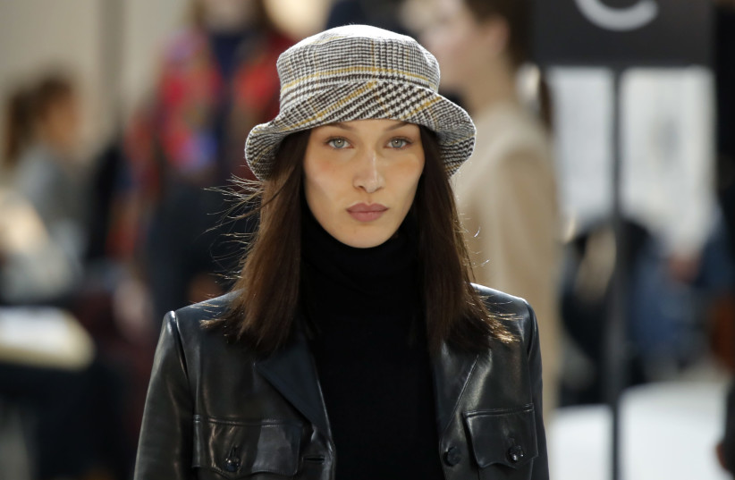 Bella Hadid to Instagram: 'Are we not allowed to be Palestinian?'