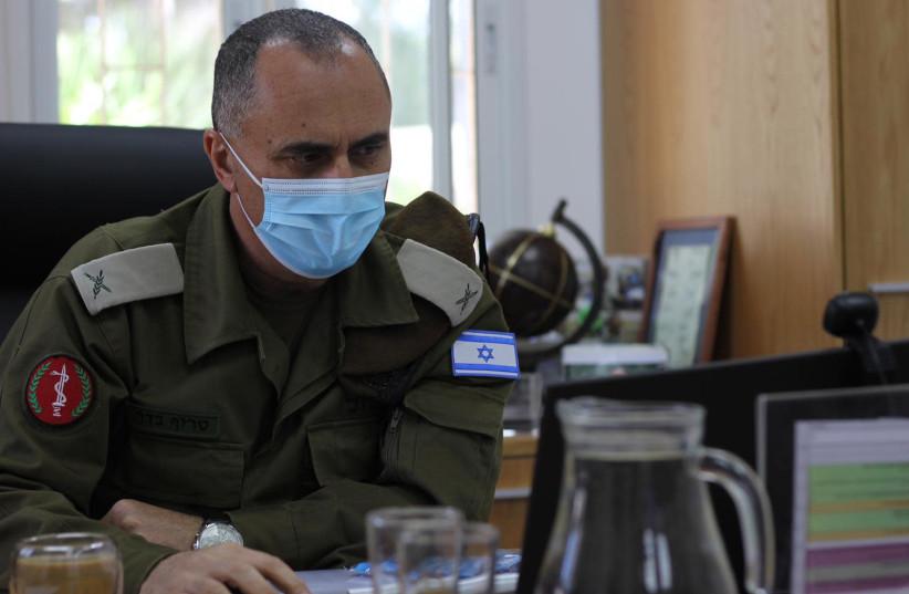 El mejor médico de las FDI: El número de soldados con corona virus por día se triplicó