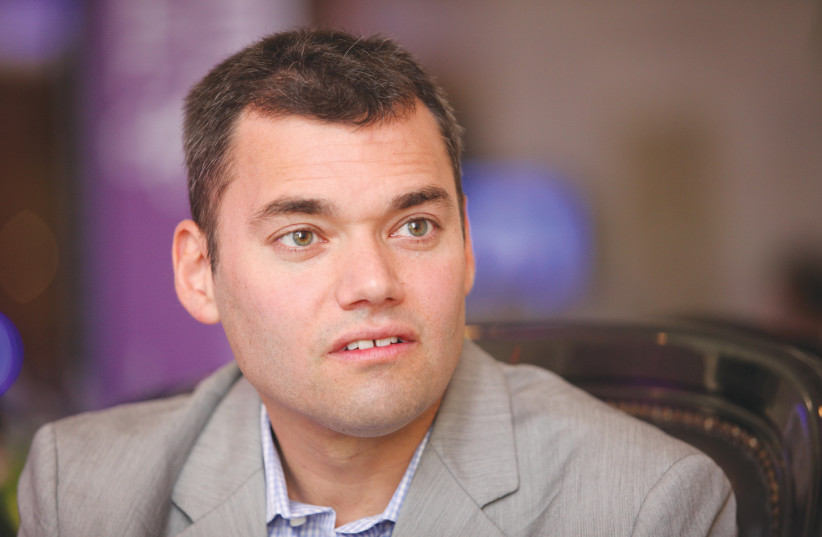 PETER BEINART: The notion of a state for Palestinians separated from a state for Jews, has failed.  (photo credit: FLASH90)