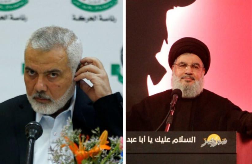 Hamas, Hezbollah seek to unite 'Islamic ummah' against Israel - Iran medi