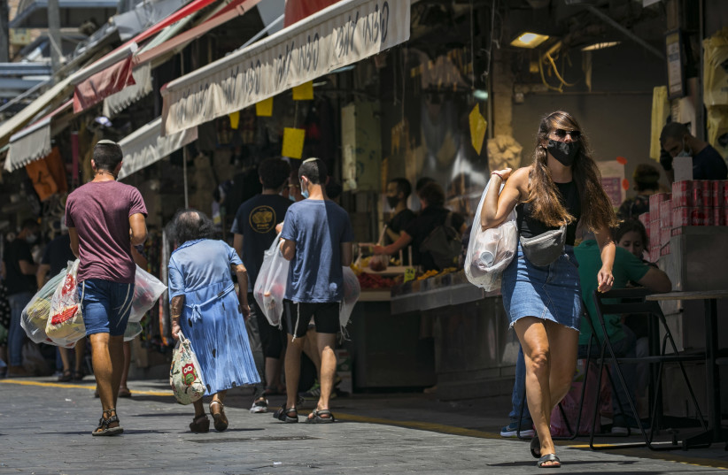 Nearly half of Israelis pessimistic Israel can overcome COVID-19 – study