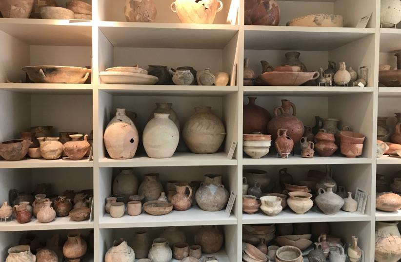 Illustrative image of ancient pottery (photo credit: ROSSELLA TERCATIN)