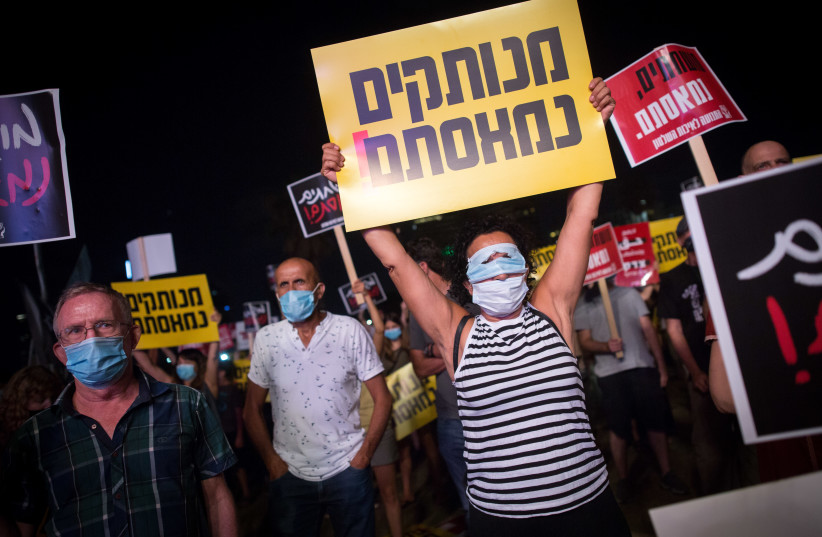 Politics and populism — not coronavirus — are making Israelis sick