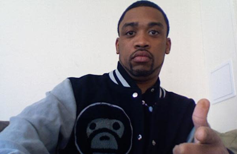British rapper Wiley (photo credit: LOOKWHOITIS/WIKIMEDIA COMMONS)