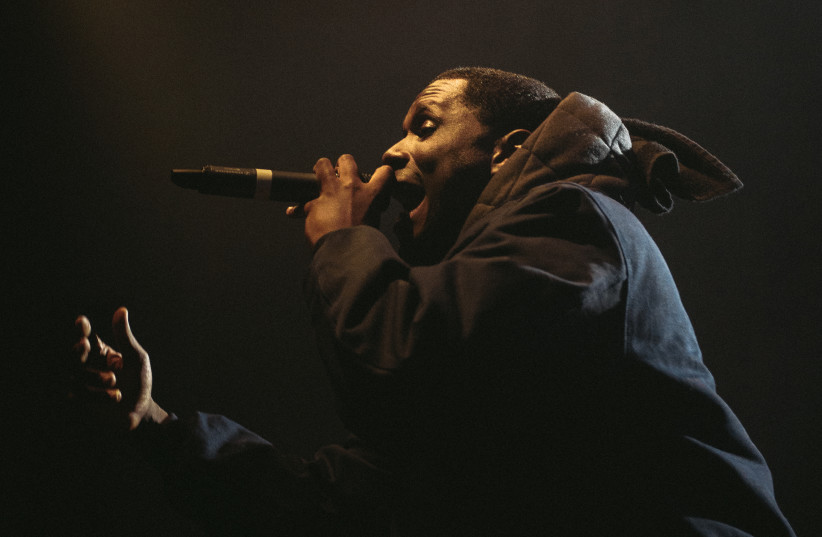 Jay Electronica (photo credit: THE COME UP SHOW / WIKIMEDIA COMMONS)
