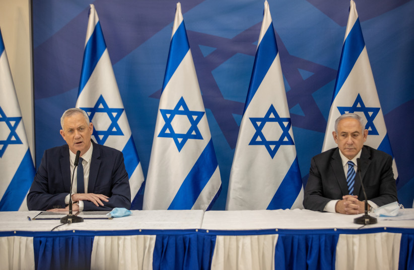 Could a panicked Gantz and Bibi unwittingly take Israel back to the polls?