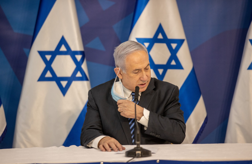 Netanyahu dismisses claims he wants to go to elections