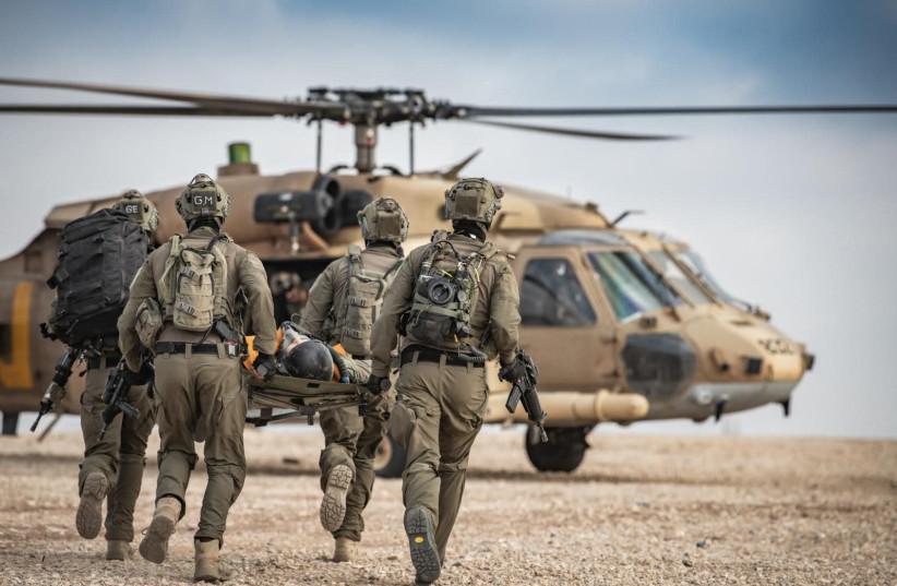L'armée de l'air israélienne a ouvert une nouvelle escadre des forces spéciales (escadre 7) à la mi-juillet pour accroître l'efficacité opérationnelle de l'IAF (crédit photo: AMIT AGRONOV / ISRAEL AIR FORCE)