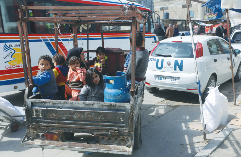 New UNRWA head to 'Post': No glorifying terrorists in our schools