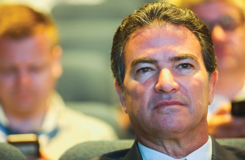 MOSSAD DIRECTOR Yossi Cohen. (photo credit: FLASH90)