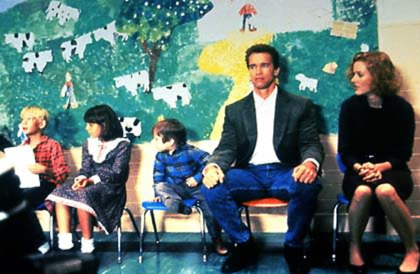 Kindergarten Cop Pulled From Screening For Glorifying Police In Schools The Jerusalem Post