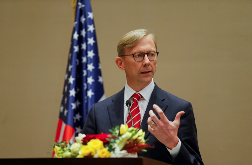 Iran's judiciary calls to file lawsuit against ex-US envoy Brian Hook
