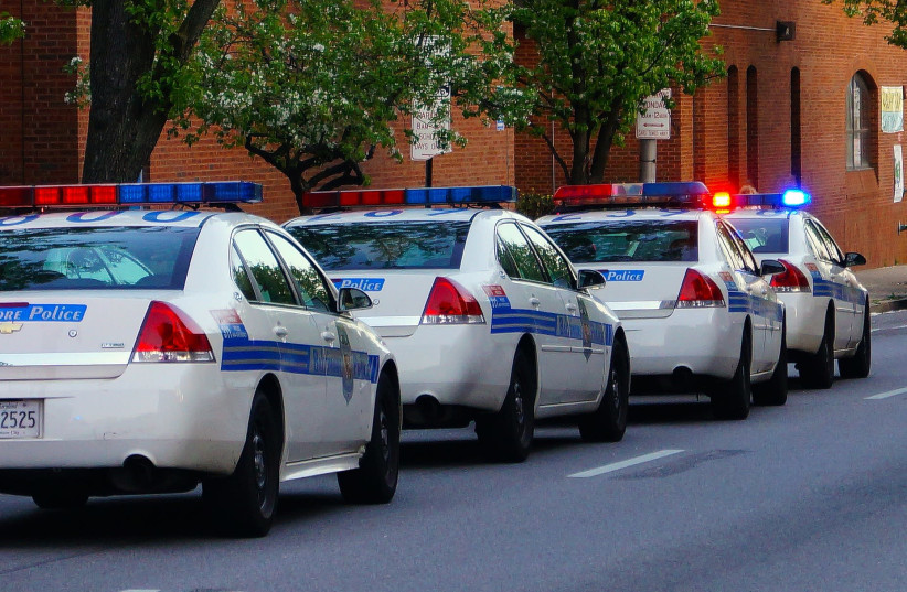 Baltimore police (photo credit: PIXABAY)