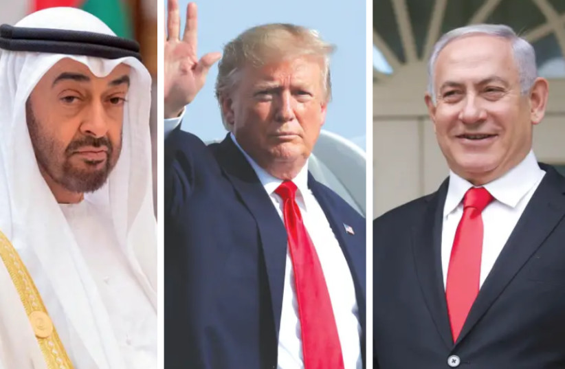 Israel, UAE reach historic peace deal: 'We can make a wonderful ...