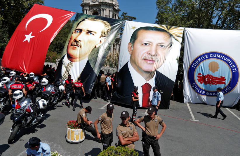 Israeli military and intelligence assessments see Turkey as growing threat