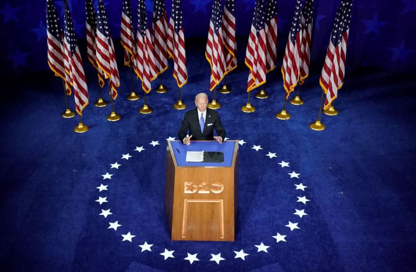 Biden: Antisemitism in Charlottesville compelled me to run for president