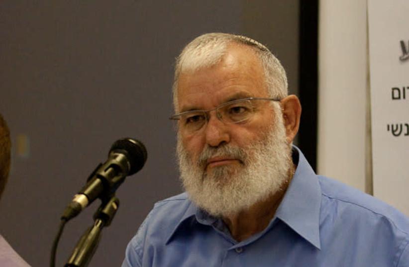 Yaakov Amidror (photo credit: WIKIPEDIA)