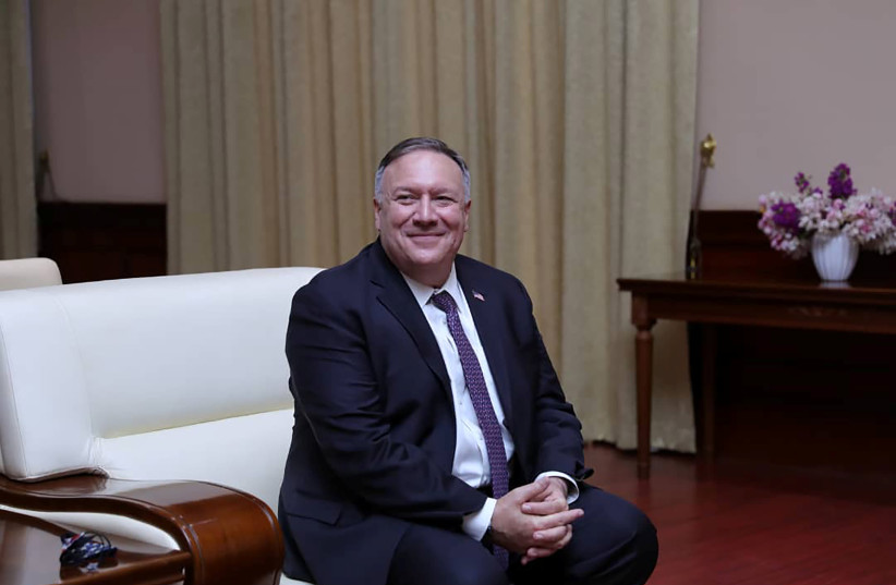 US is reimposing sanctions on Iran, Pompeo announces
