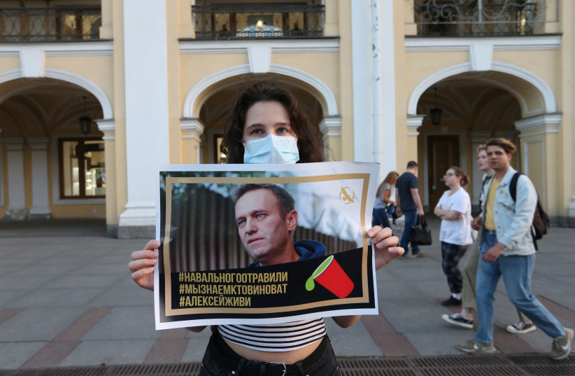 Russia expels Swedish, German and Polish diplomats over Navalny protests