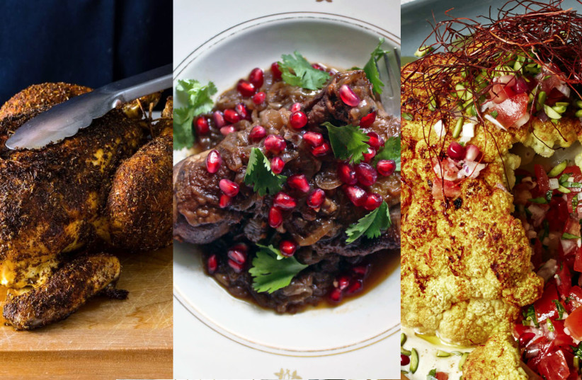 Change up your Rosh Hashanah menu with these 9 delicious recipes