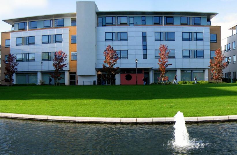 Warwick University (photo credit: CREATIVE COMMONS)