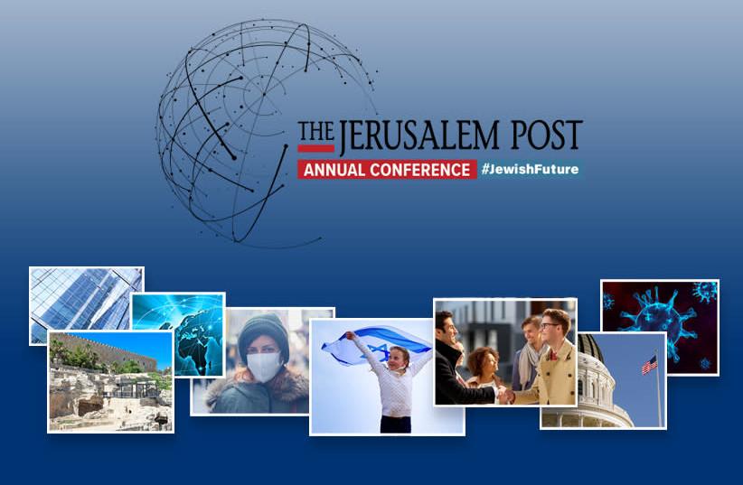 Jerusalem Post Annual Conference 2020 (photo credit: JERUSALEM POST)
