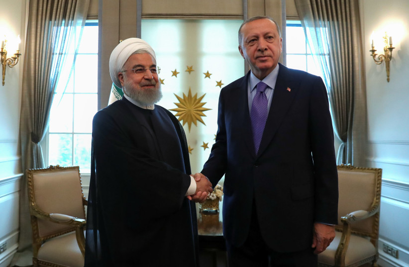 Turkey And Iran Seek 'Strong Foundation' For Partnership