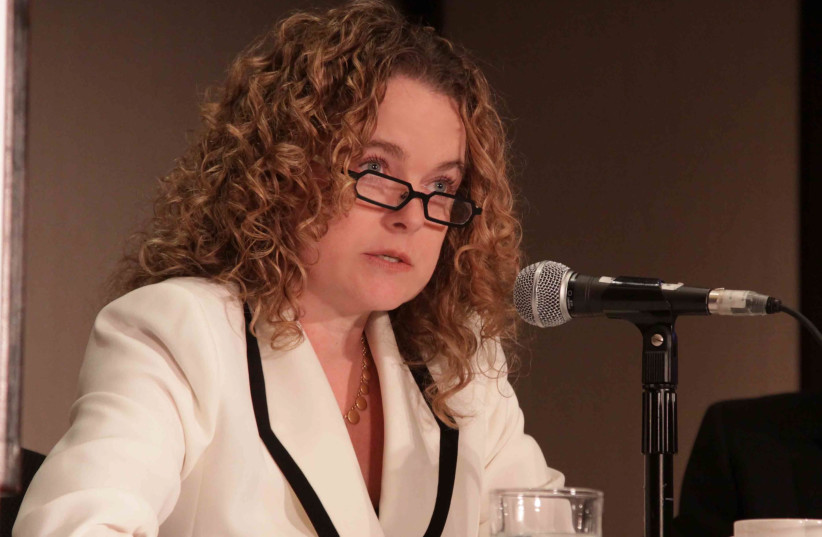 Dr. Catherine Chatterley, founding director of the Canadian Institute for the Study of Antisemitism (photo credit: Courtesy)