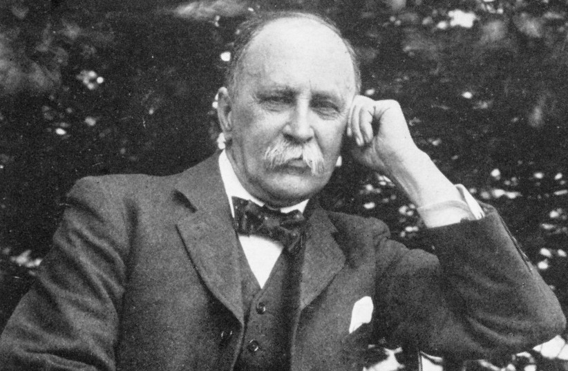 Sir William Osler (1849-1919) was a Canadian physician and one of the four founding professors of Johns Hopkins Hospital (photo credit: Wikimedia Commons)