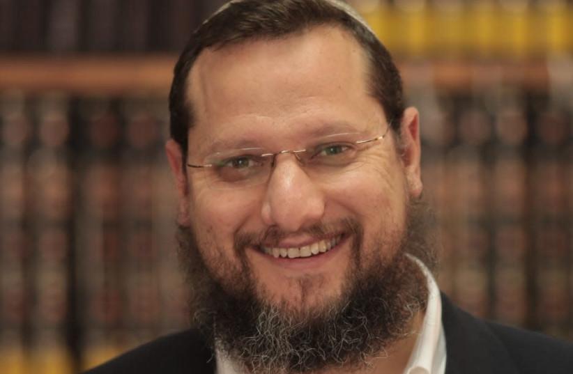 Rabbi Yitzhak Neriya (photo credit: Courtesy)