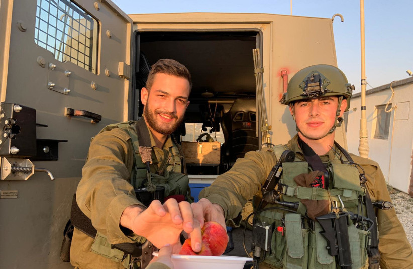 The IDF prepares for the holidays in light of the coronavirus pandemic and the security situation. (photo credit: IDF SPOKESPERSON'S UNIT)
