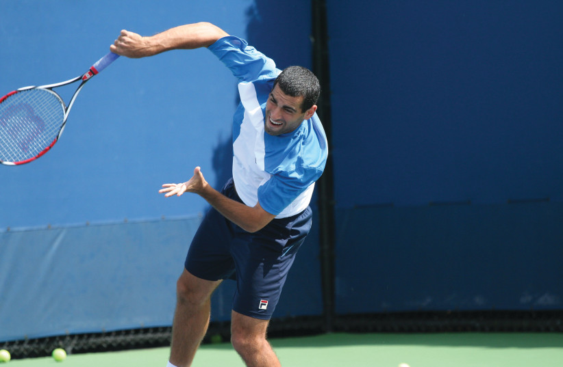 Andy Ram, tennis legend, helps Israel's newest players achieve greatness