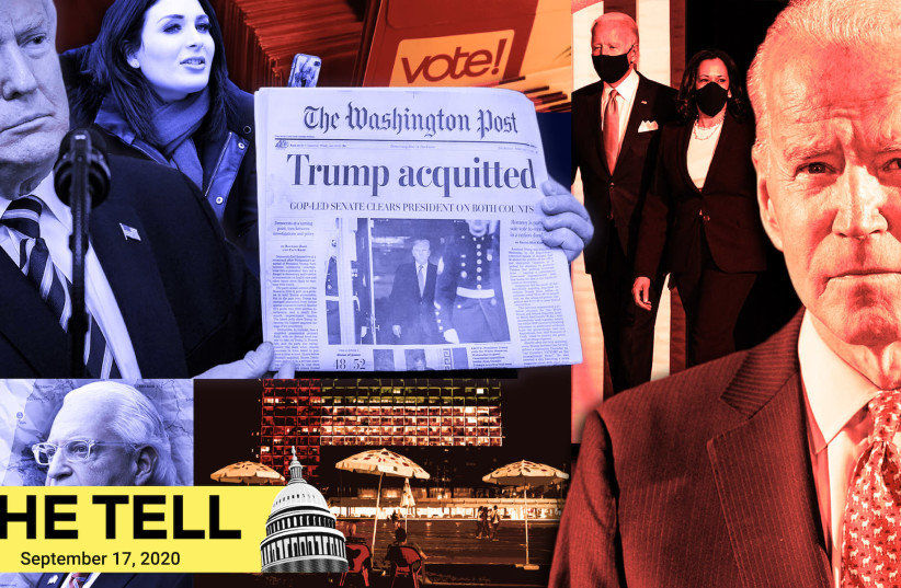 Looking back at a crazy Jewish year of politics