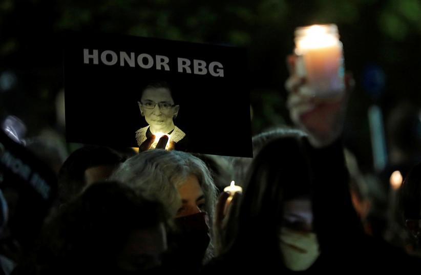 Jewish organizations mourn the passing of Justice Ruth Bader Ginsburg