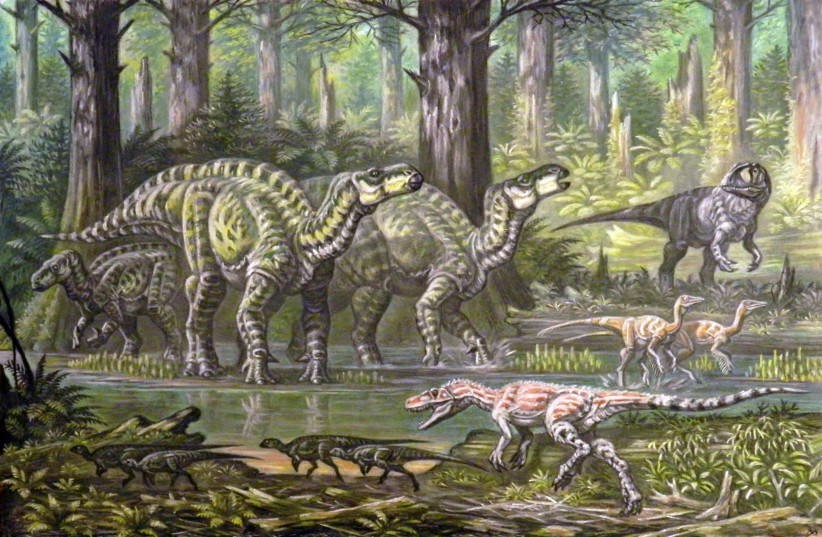 Species of dinosaur 125 million years-old discovered in China - The Jerusalem Post