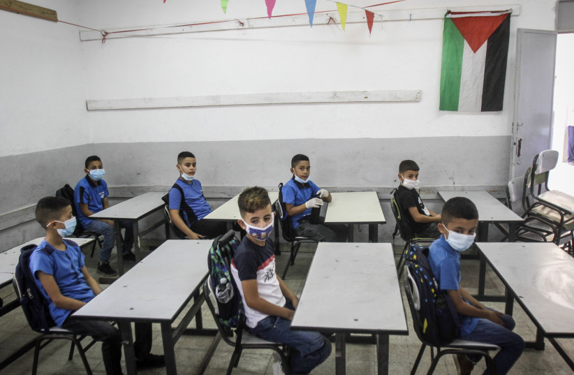 New Palestinian curriculum shows no improvements, antisemitism remains