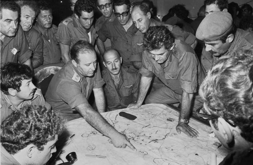 Reopened Yom Kippur War archive reveals new docs from Arganot Commission
