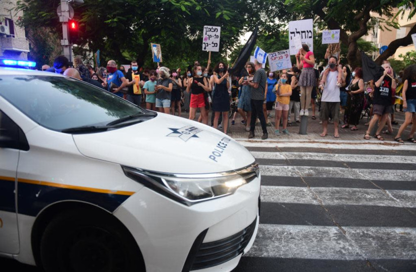 Police told to curb protests despite bill not passing - report
