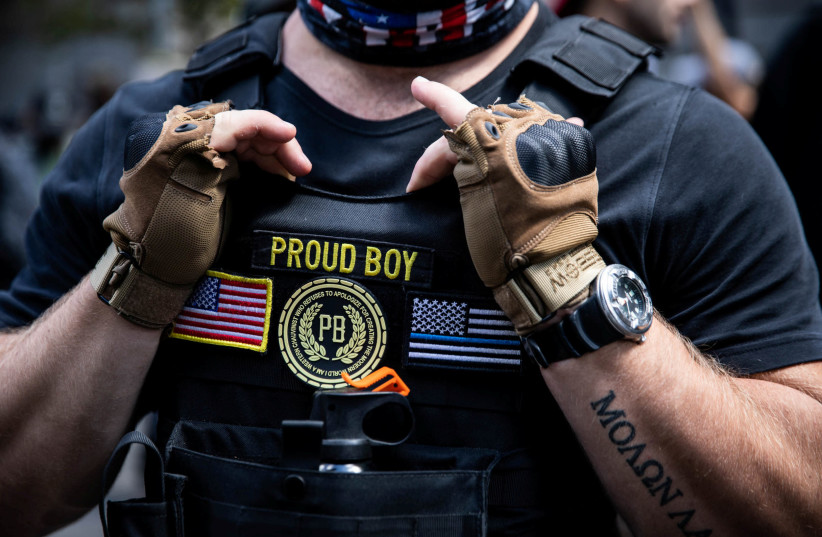 Proud Boys threaten Florida Democrats to vote for Trump