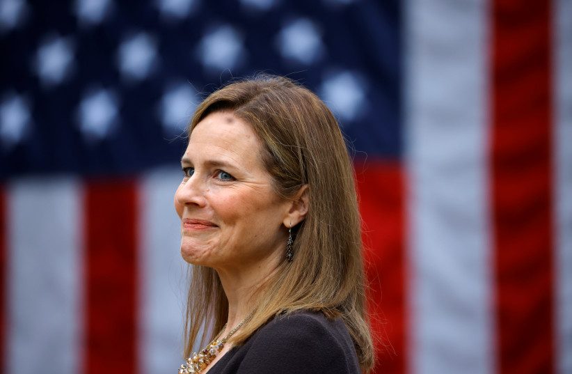 Amy Coney Barrrett is raising the bar