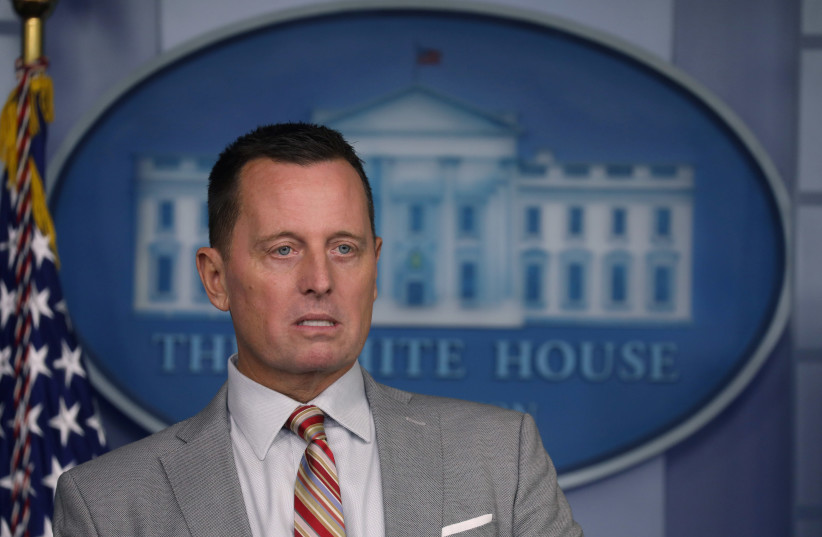 American Jews praise Grenell appointment to Holocaust Memorial Council