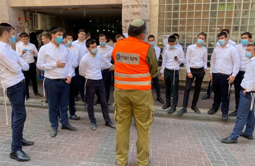 IDF Home Front Command equips coronavirus hotels for Yom Kippur