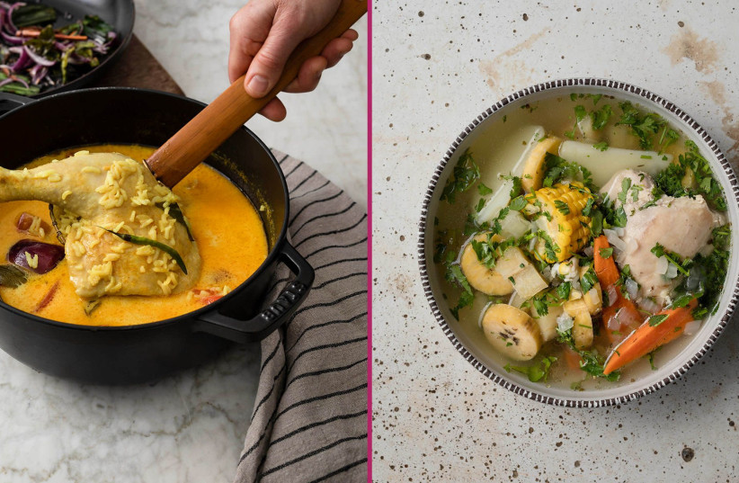 'The Chicken Soup Manifesto' features many recipes from around the world