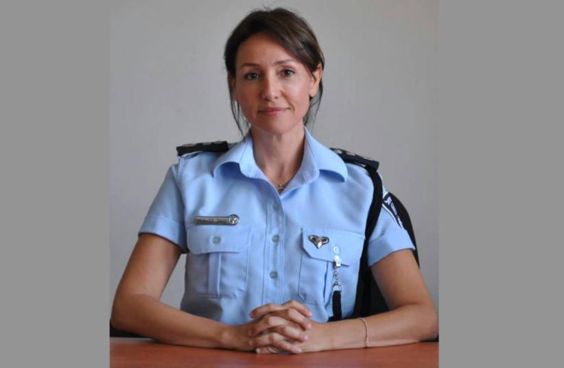 Brig.-Gen. Sigal Bar-Tzvi. (photo credit: POLICE SPOKESPERSON'S UNIT)