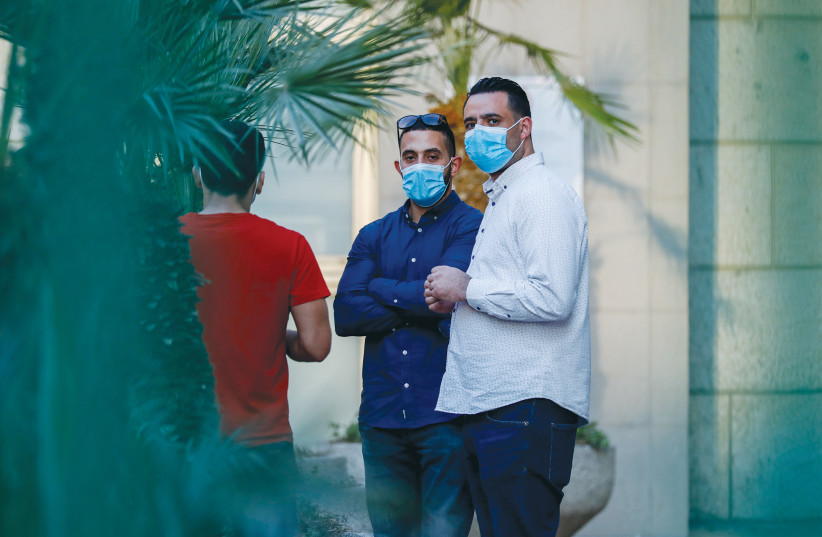 Despite VIP treatment Saeb Erakat will continue to slander Israel