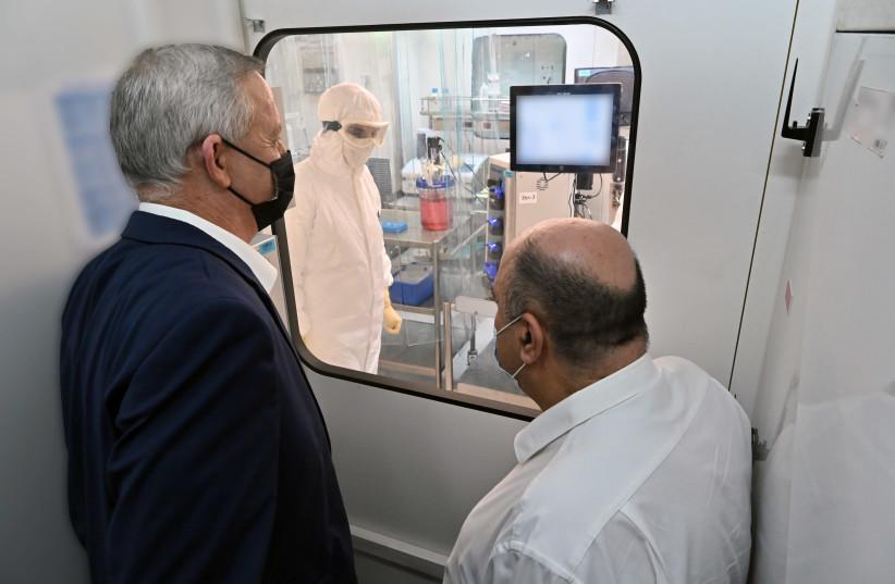 Israeli COVID-19 vaccine to begin human trials next week