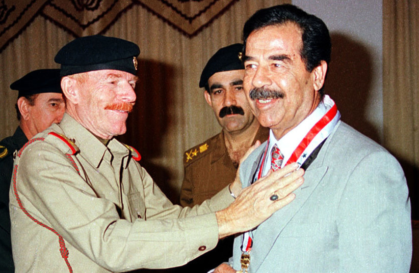 Saddam-era 'red devil' leader al-Douri reported dead, again