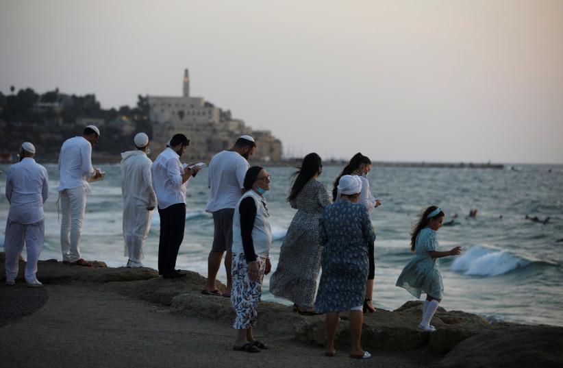 Yom Kippur under corona